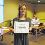 Sampson County Schools recognize students