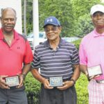 Sampson HS Alumni golf winners