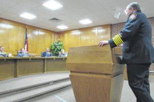 Fire inspection programs start July 1