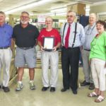 'Mr. Hardware' honored