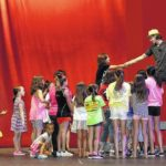 Cast continues 'Lion King Jr.' rehearsals