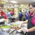 Hobbton High School host K-12 Culinary Institute