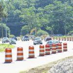 NCDOT urge caution for Sunset Avenue Lane closure