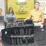 Salemburg Elementary receives technology grant