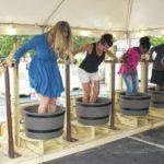 Duplin Wine Stomp set for Sept.10