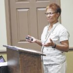 Sampson County Caregiver Support group presents health program