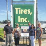 Tires Inc. Member of Week