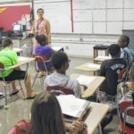 Transition program benefits upcoming middle school students