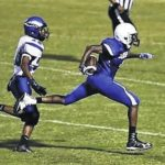East Bladen downs Midway