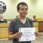 Sampson County Schools honors students