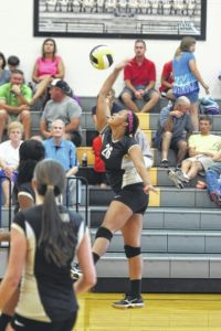 Lady Horses nip Lady Pats in five-set thriller