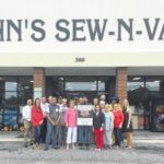 Local business honored