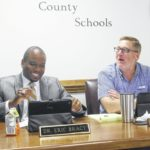 Sampson education board reviews growth, test improvements