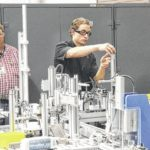 Duke Grant, industrial training helps SCC students