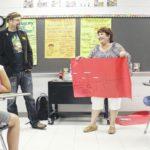 Author Alan Gratz visits Midway Middle School