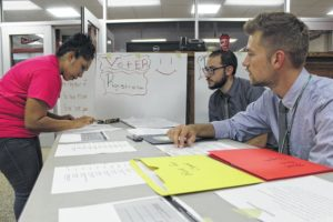 Union Middle encourages voter registration
