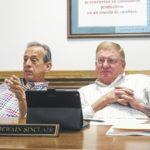 Community members review Hobbton traffic