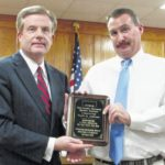 Anderson awarded state's top well operator honor