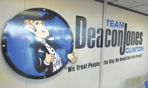 Deacon invests in Sampson