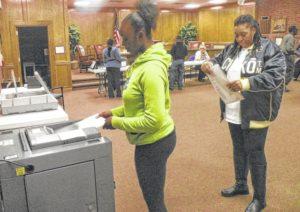 Trump takes Sampson County