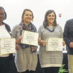 Sampson County Schools honors grant recipients