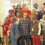 Sampson Community members show support for World AIDS Day