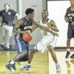 Northside overtakes Clinton to even Dark Horses' record