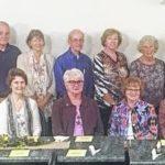 Master Gardener volunteers recognized