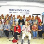 Midway Class of '66 holds reunion