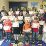 CES students honored