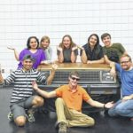 Acting students present production