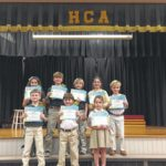 HCA students honored