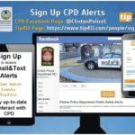 Clinton PD rolls out alert system