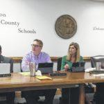 Board voices support for Roseboro seniors