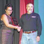 Locals honored at annual business banquet