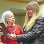Rescue retiree recognized