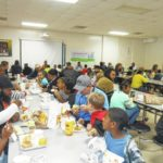 Butler students invite role models to lunch