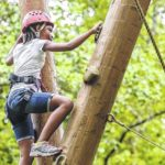 Girl Scout camp helps build girls' confidence by exploring the outdoors