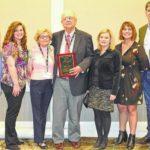 John C. Howard Jr. inducted into N. C. Pork Hall of Fame