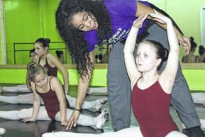 QDA shapes young lives through dance instruction