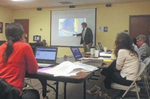 CCS Board of Education talks of feasibility of renovating Sunset auditorium