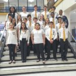 SMS band students compete, take part in clinic