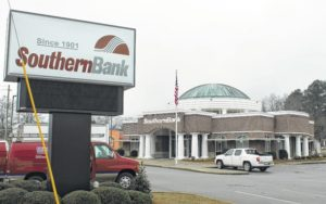 Southern Bank moves to new location
