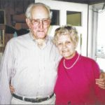For Parkers, love still strong after 78 years