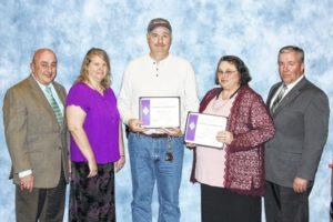 Sampson County 4-H volunteers, sponsors honored