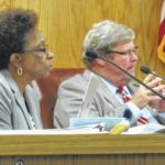 Maxine Harris, Mayor pro tem passes away