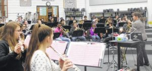 Clinton High, Sampson Middle earn superior band rankings