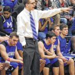 Midway's Creech stepping aside