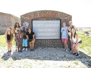 UMO ambassadors represent with poise and friendliness