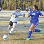 Lakewood soccer falls in close one